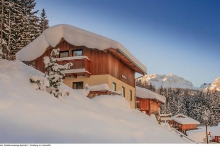 Ferienhausanlage Alpendorf Dachstein-West (Ei), Rakousko, Salcbursko