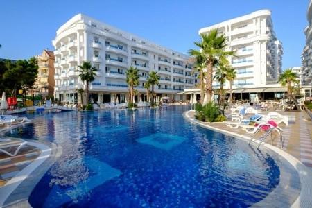Fafa Grand Blue Hotel 50+ - v září