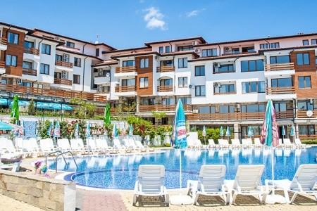 Bulharsko, Slunečné Pobřeží