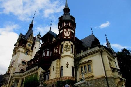 Rumunsko - velký okruh - hory, kláštery, Drákulova Polopenze