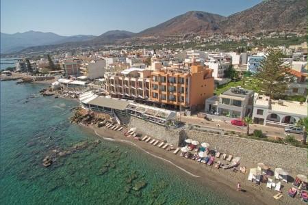 Palmera Beach Hotel - na pláži