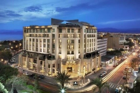Doubletree By Hilton Hotel Aqaba - Last Minute a dovolená