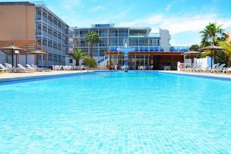 Aparthotel Club La Sirena - letní dovolená u moře