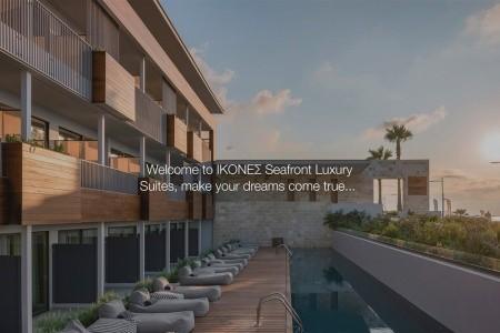 Ikones Seafront Luxury Suites (Jen Pro Dospělé) - Last Minute a dovolená