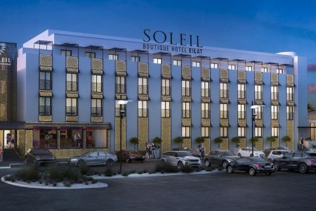 Soleil Boutique Hotel, Eilat, Rudé Moře Snídaně