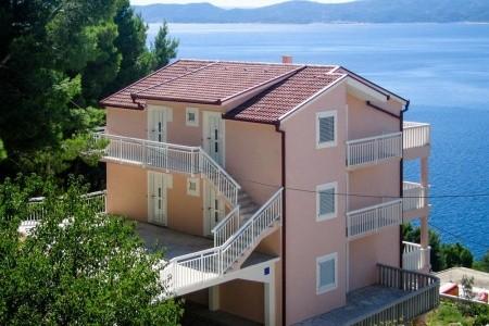 Apartmány 1355-1101 - Omiš - Chorvatsko