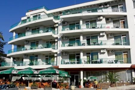 Hotel Primorsko - letecky