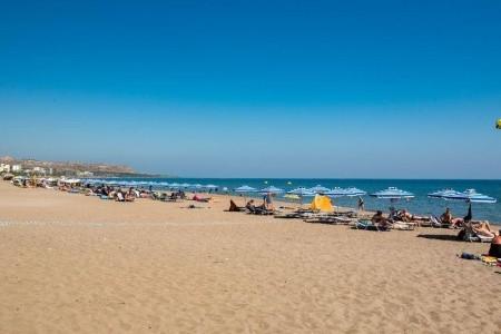 Evita Bay, Řecko, Rhodos