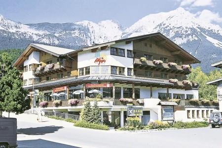 Hotel Alpin Scheffau, Rakousko, Tyrolsko