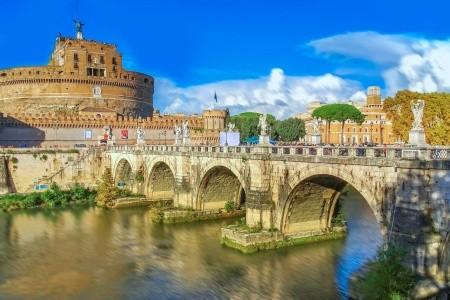 NA SKOK DO FLORENCIE, ŘÍMA A VATIKÁNU ! - Itálie  v říjnu - slevy