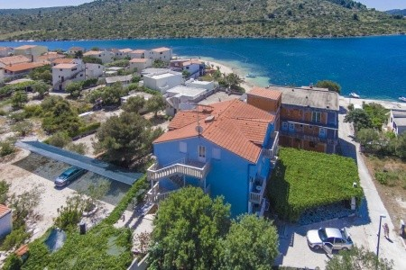 Apartmány Chorvatsko přímo u moře