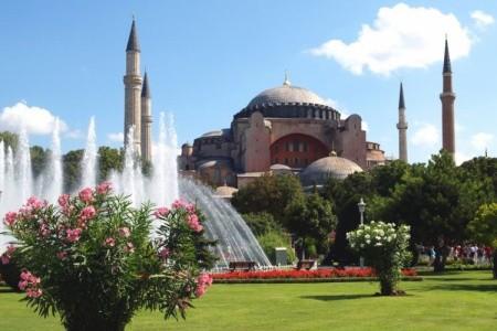 Turecké západní pobřeží - letecky - poznávací zájezdy