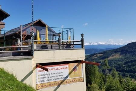 Alpengasthof Bacher – St. Michael Im Lungau Léto