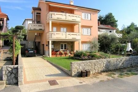 Apartmány 1355-1041 - Last Minute Krk - Chorvatsko