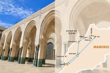 Královská Sultánská Města - polopenze