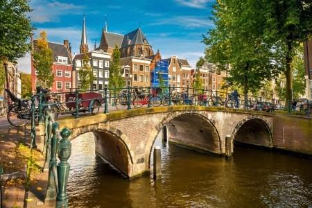Za chutí sýrů, mlýny do Amsterdamu a Zaanse Schans Snídaně