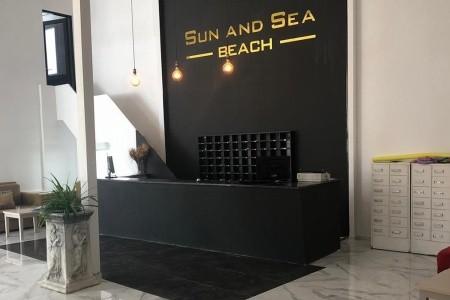Sun And Sea - v srpnu