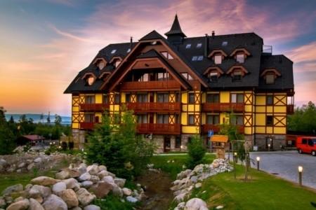 Hotel Kukučka - v květnu