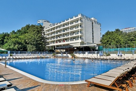 Hotel Sofia - letecky all inclusive