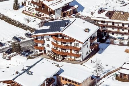 Ledovec Pitztal - Komfortní Dům Romantika