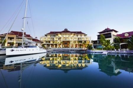 Eden Bleu Hotel - v srpnu