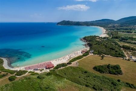 Blu Sant Elmo Beach Hotel - v červenci