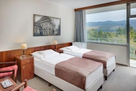 Splendid Ensana Health Spa Hotel - Křídlo Grand - dovolená