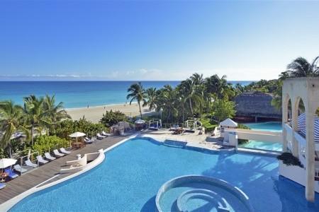 Hotel Melia Las Americas - v listopadu