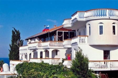 Vila Anastasija - Černá Hora  bez stravy