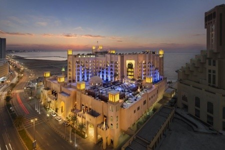 Bahi Ajman Palace Hotel 5* - Last Minute a dovolená