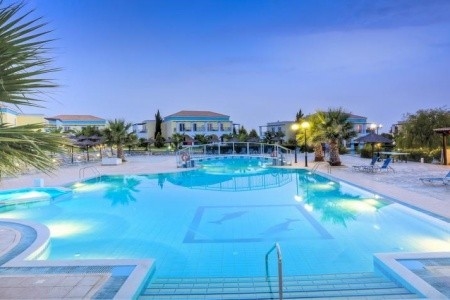 Corali - luxusní dovolená