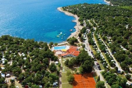 Bijela Uvala Camping, Chorvatsko, Poreč