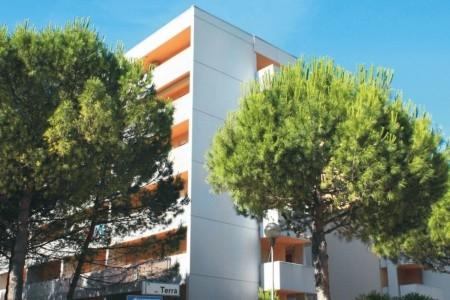 Apartmány Sequoia - Itálie  v říjnu - apartmány