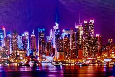 New York pro náročné Bez stravy