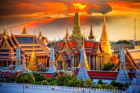 BANGKOG pro náročné - Bangkok v lednu - Thajsko