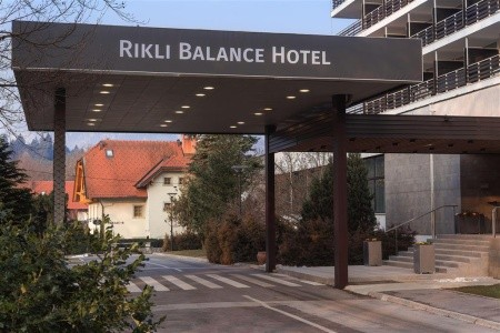 Rikli Balance Hotel - first minute