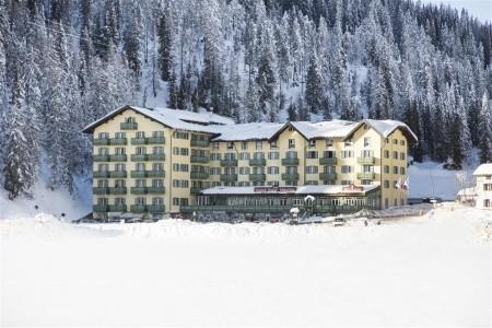 Grand Hotel Misurina - Zimní Pobyty, Itálie, Cortina d´Ampezzo