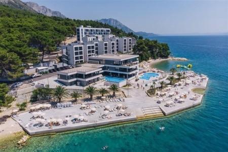 Hotel Morenia, Chorvatsko, Střední Dalmácie