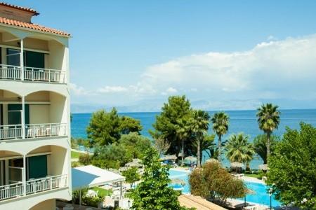 Corfu Senses Resort - plná penze