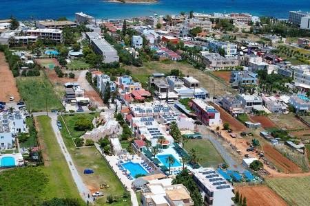 Hotel Triton - Řecko  v říjnu