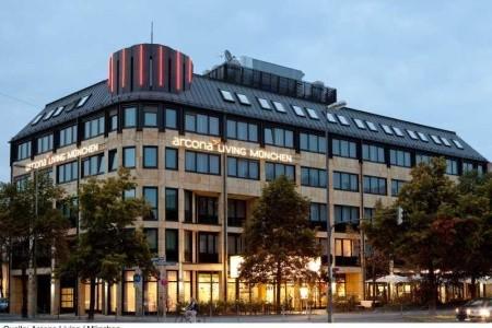 Hotel Arcona Living München - Last Minute a dovolená