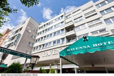 Novum Hotel Ravenna Berlin - slevy