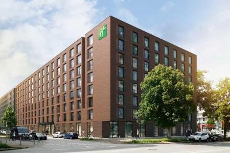 Hotel Holiday Inn Hamburg Berliner Tor - luxusní dovolená