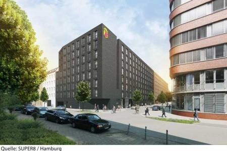 Hotel Super 8 Hamburg - autem
