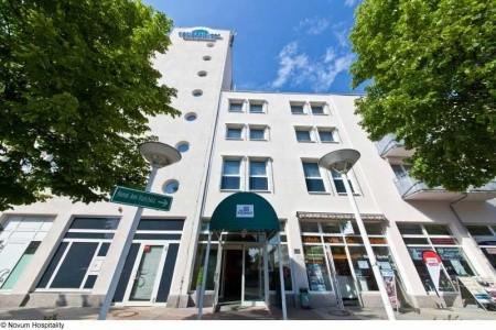 Novum Hotel Ratsholz Snídaně