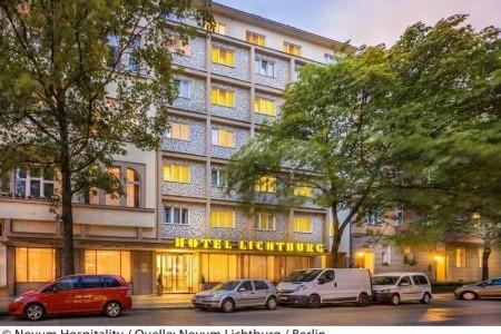 Novum Hotel Lichtburg - ubytování