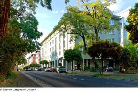 Best Western Macrander Hotel Dresden - Last Minute a dovolená