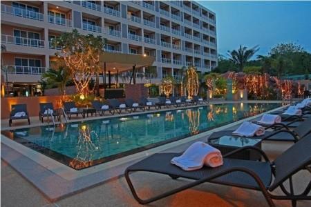 Nova Platinum Hotel - v březnu