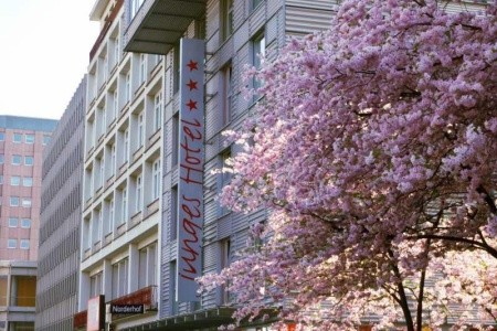 Junges Hotel Hamburg *** Sup. - last minute