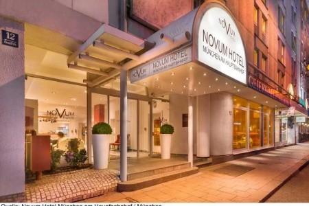 Novum Hotel München Am Hauptbahnhof - Last Minute a dovolená